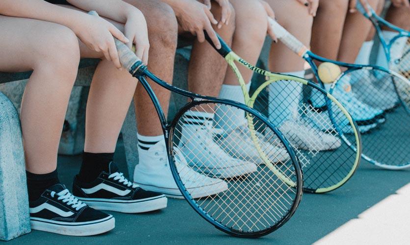 Improvers / Rusty rackets